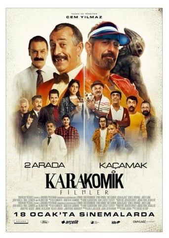 Karakomik Filmler poster