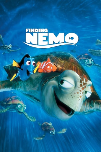 Kayıp Balık Nemo poster