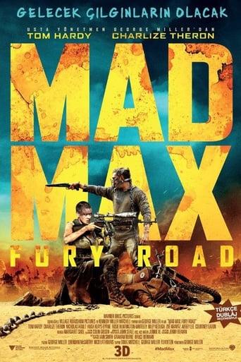 Çılgın Max: Öfkeli Yollar poster