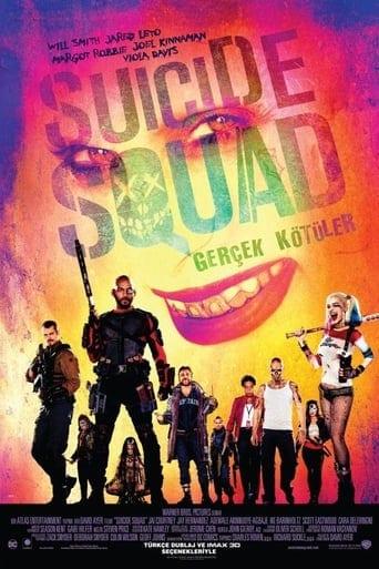 Suicide Squad: Gerçek Kötüler