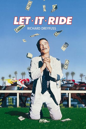 Let It Ride poster