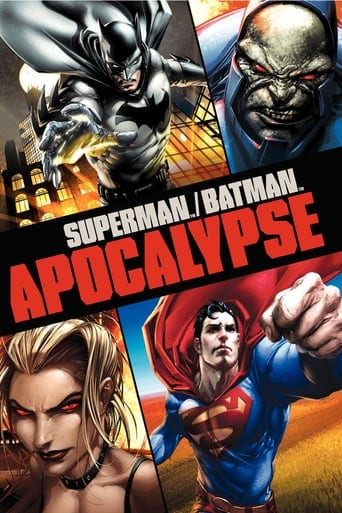 Superman ve Batman: Kıyamet poster