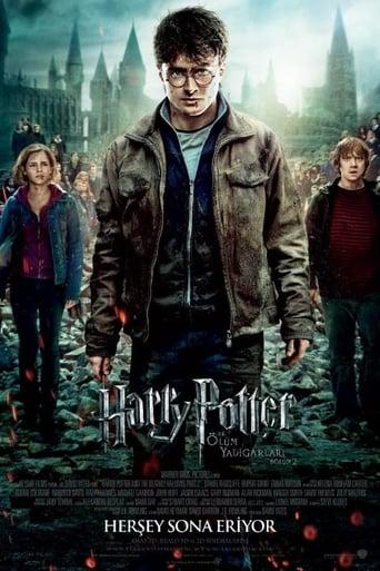 Harry Potter ve Ölüm Yadigarları: Bölüm 2 poster