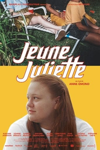 Jeune Juliette poster