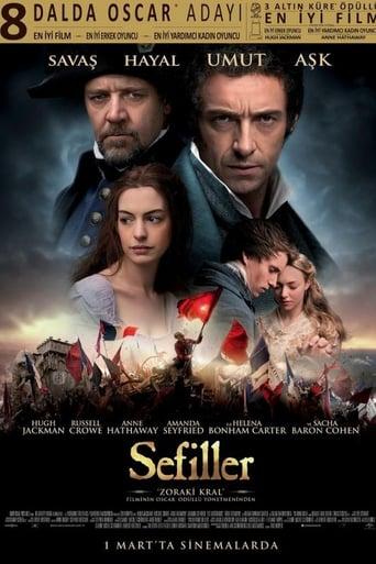 Sefiller poster