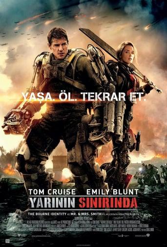 Yarının Sınırında poster