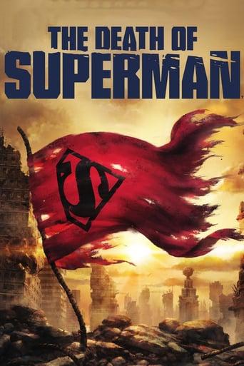 Superman'in Ölümü poster