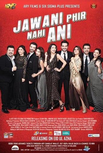 Jawani Phir Nahi Ani