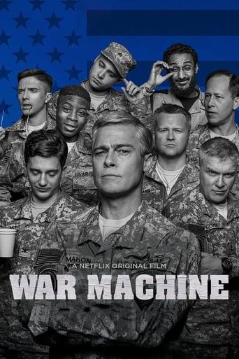 Savaş Makinesi poster