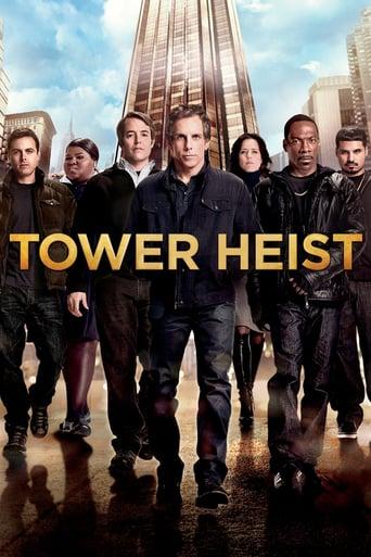 Kule Soygunu poster