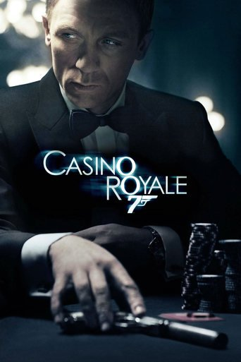James Bond: Casino Royale poster